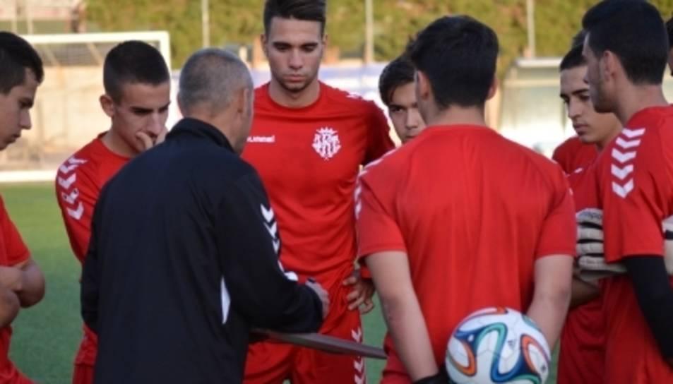 Començaran a entrenar sota les ordres del nou tècnic Antonio Rodríguez Saravia 'Rodri'.