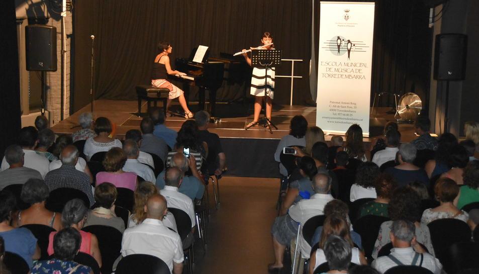 Els guanyadors van recollir els premis i van oferir un concert.