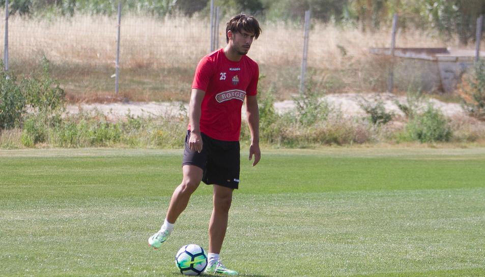 Primer entrenamiento del CF Reus (1)
