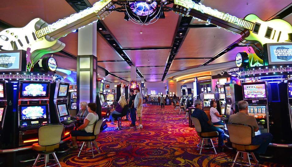 El projecte del casino al CRT preveu instal·lar 1.200 màquines escurabutxaques.