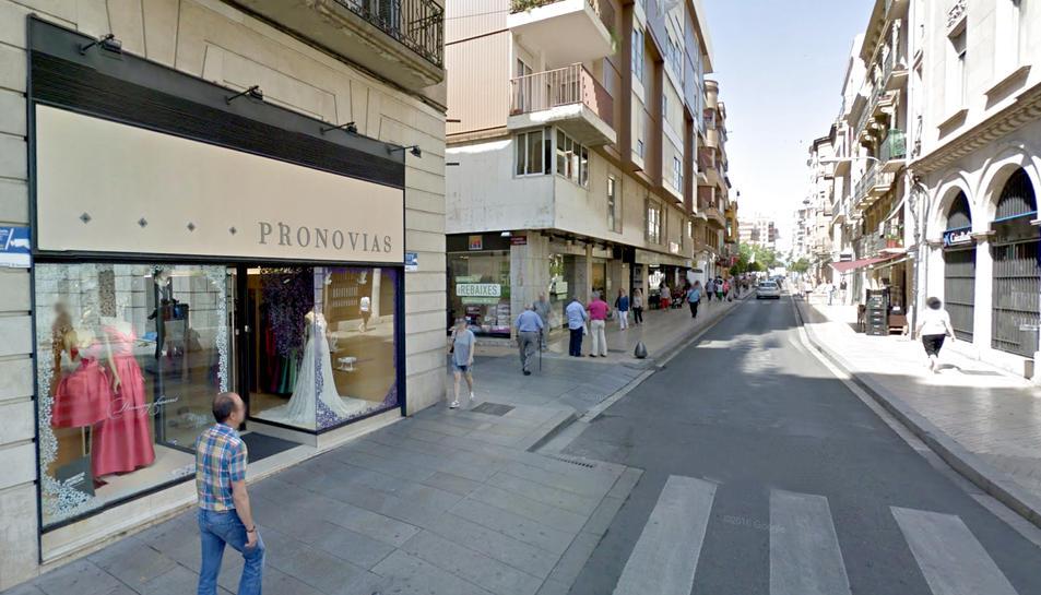 Imatge del local de la marca l'avinguda Prat de la Riba de Reus.