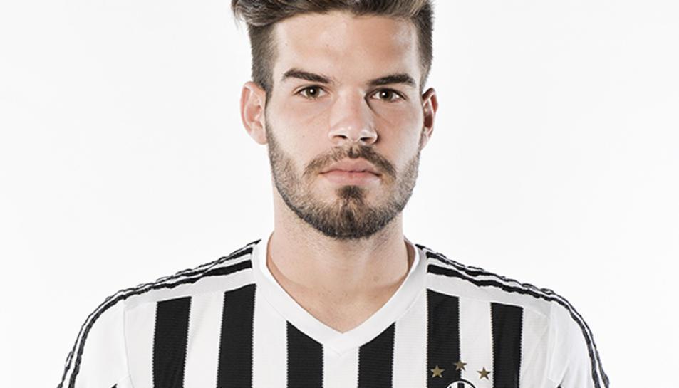 Blanco, amb la samarreta de la Juventus.