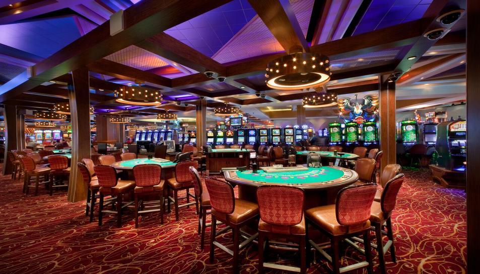 Imatge interior del Seminole Hard Rock Hotel & Casino Hollywood