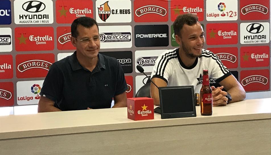 Sergi Parés i Pablo Íñiguez.