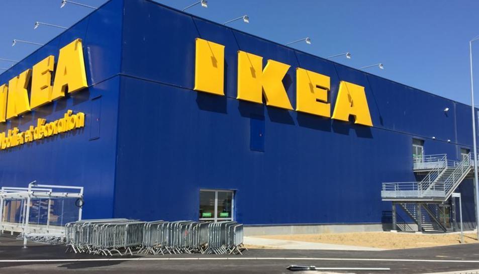 L'establiment d'Ikea a Tarragona serà una realitat en el curs del pròxim any.
