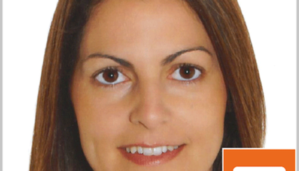 Imatge de la fins ara regidora de Ciutadans Beatriz Pérez.