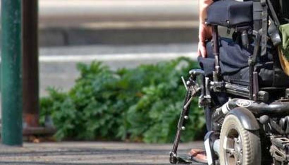 La cadira de rodes estava valorada en 3.000 euros.