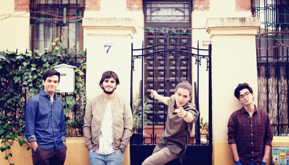 La banda colombiana arriba a Tarragona amb la seva gira 'En desconcierto'.