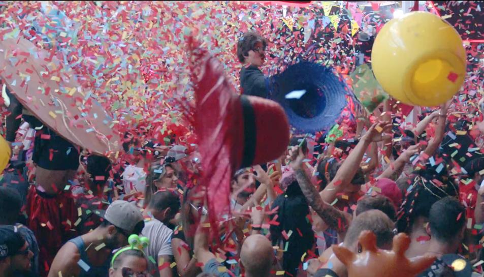 Els organitzadors van substituir el festival de Salou per la festa d'aniversari de la discoteca.