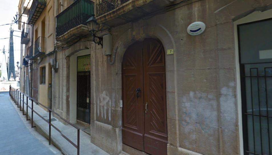 L'incident es va produir a l'edifici número 7 del carrer Doctor Jaume Ferran.