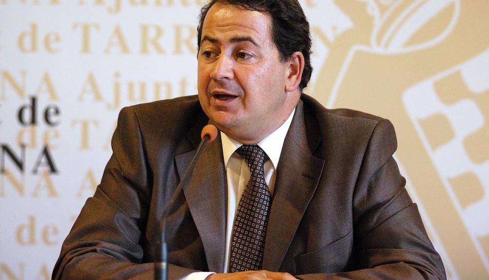 Imatge d'arxiu del regidor Pau Pérez.