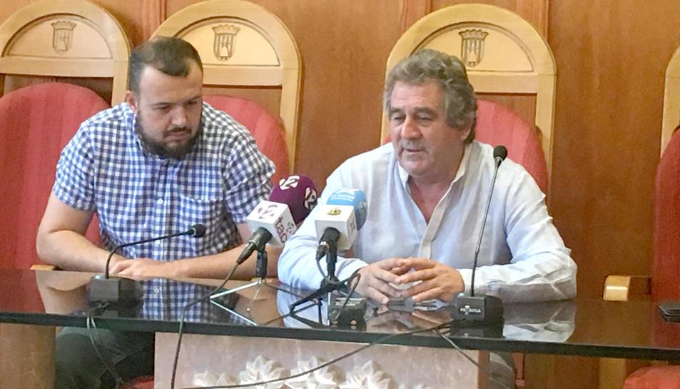L'alcalde de  Montblanc, Josep Andreu, ha anunciat la concentració per aquest diumenge.