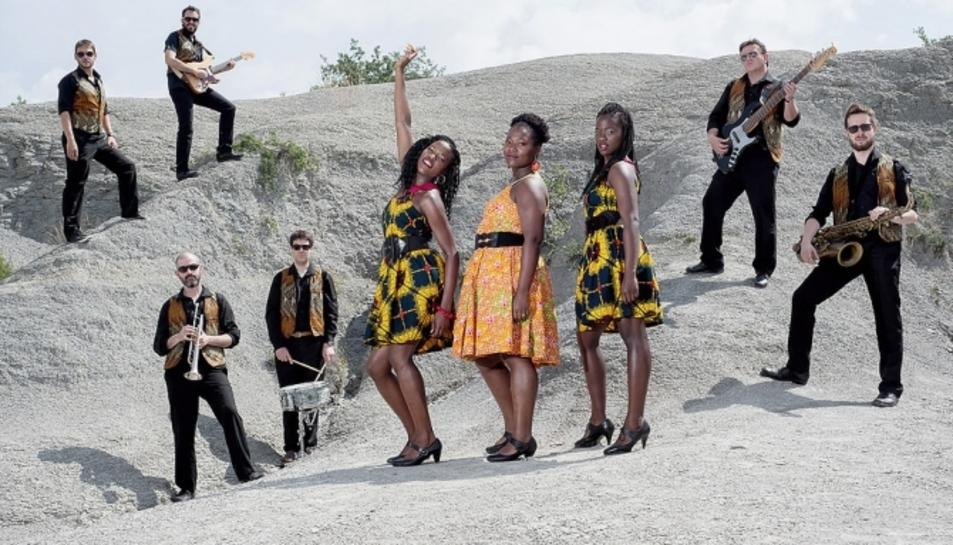 The FunkySteps & The Sey Sisters