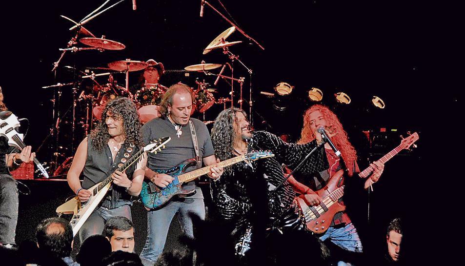 Mago de Oz és el cap de cartell de La nit del rock, que es viurà el divendres 28 al Parc de la Riera.