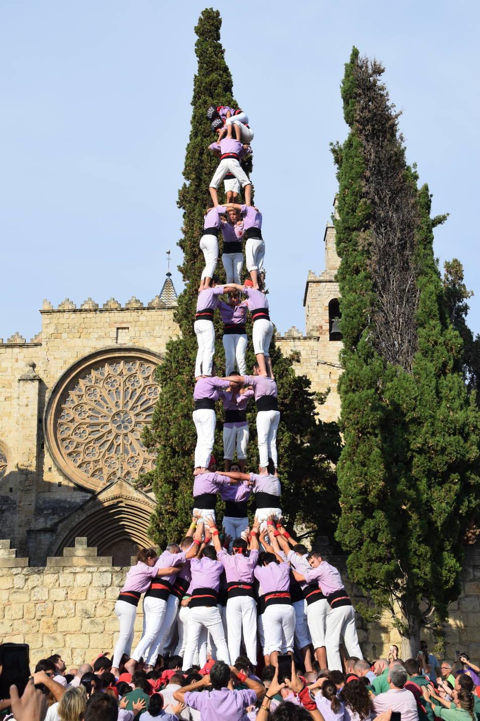 3d9f de la Jove de Tarragona a la diada de Les Vivendes.