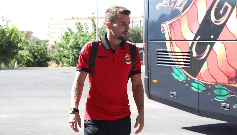 El plantel del primer equipo grana se marcha a Olot para preparar la temporada.