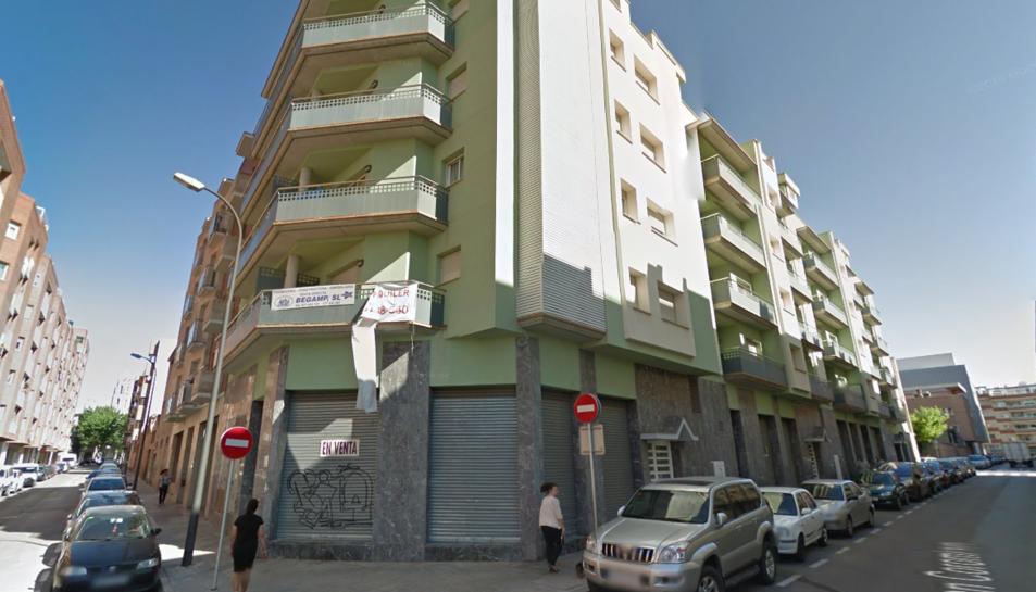 Fins a deu pisos del bloc número 4 podrien estar okupats.