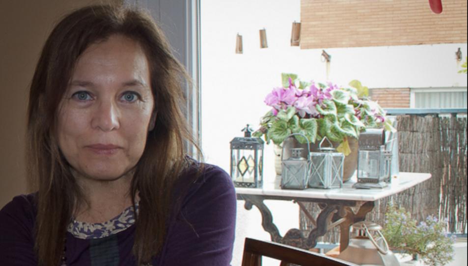 Nani Nolla, autora del blog La Cuina Violeta