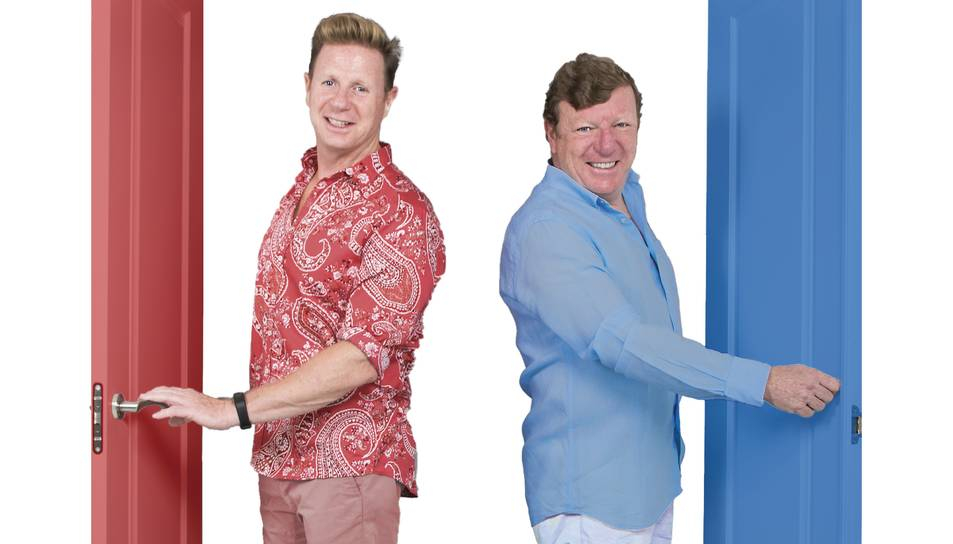 Els humoristes porten prop de 40 anys a sobre dels escenaris fent somriure amb el seu humor.