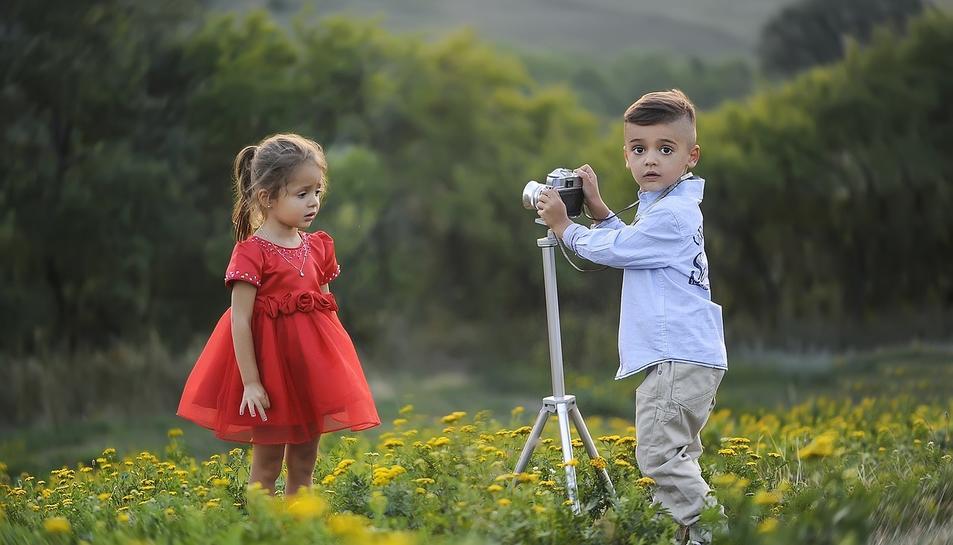 Els nens i nenes catalans han triat quines  són les seves aspiracions professionals.
