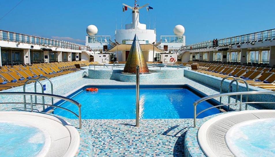 Así es el Costa Victoria, crucero que operará en Tarragona el próximo año