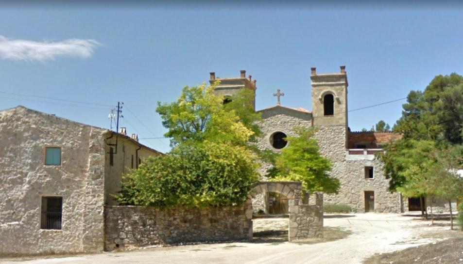 El santuari de Sant Magí de la Brufaganya serà el punt de sortida.