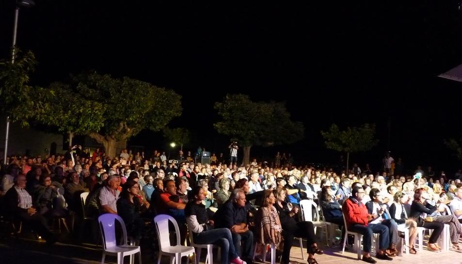 Unes 700 persones van assistir a la festa.