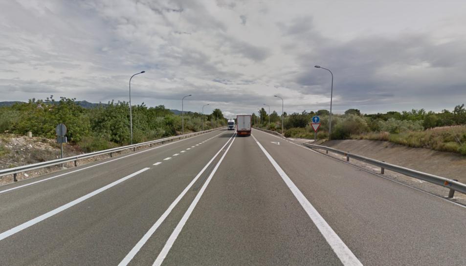 L'accident ha tingut lloc al quilòmetre 1.111 de la via.