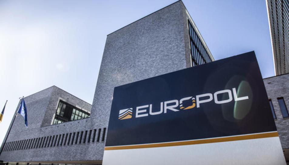 La seu de l'Europol a l'Haia.