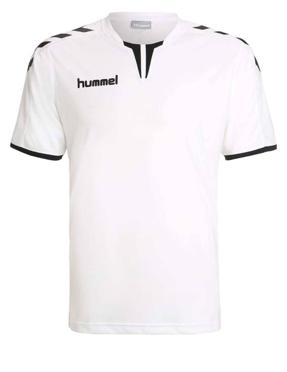 Una samarreta Hummel blanca.