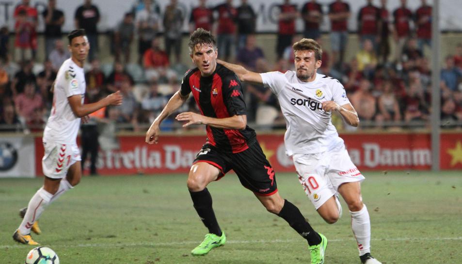 Tito és una peça clau a la medul·lar del CF Reus.