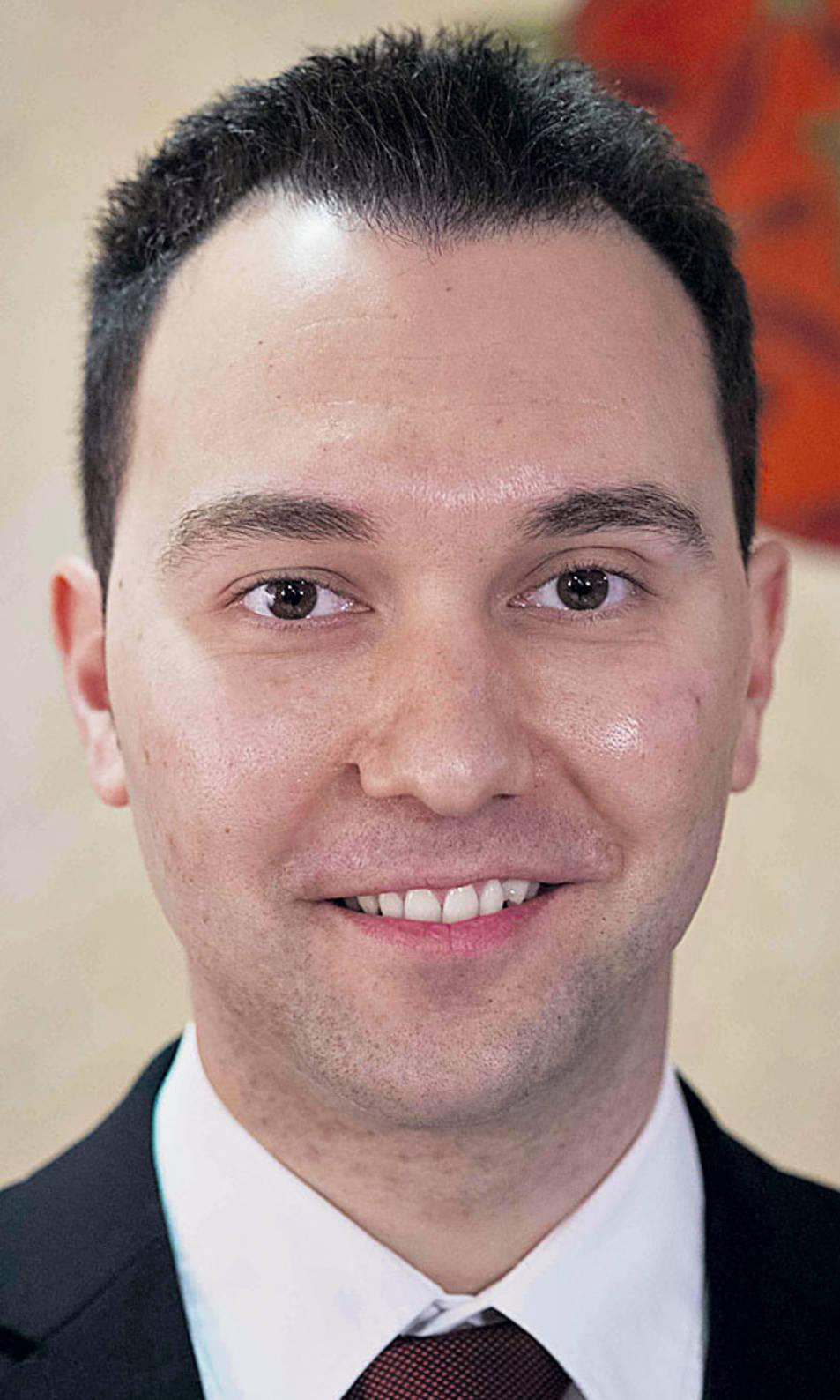 Daniel Rubio.