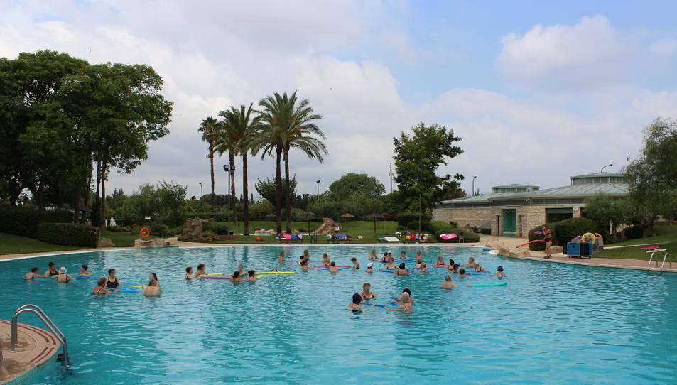 cuenta atr s para el fin de temporada en las piscinas