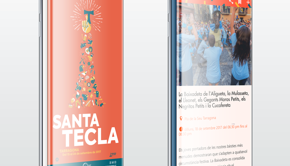 L'aplicació ja està disponible per iOS i Android.