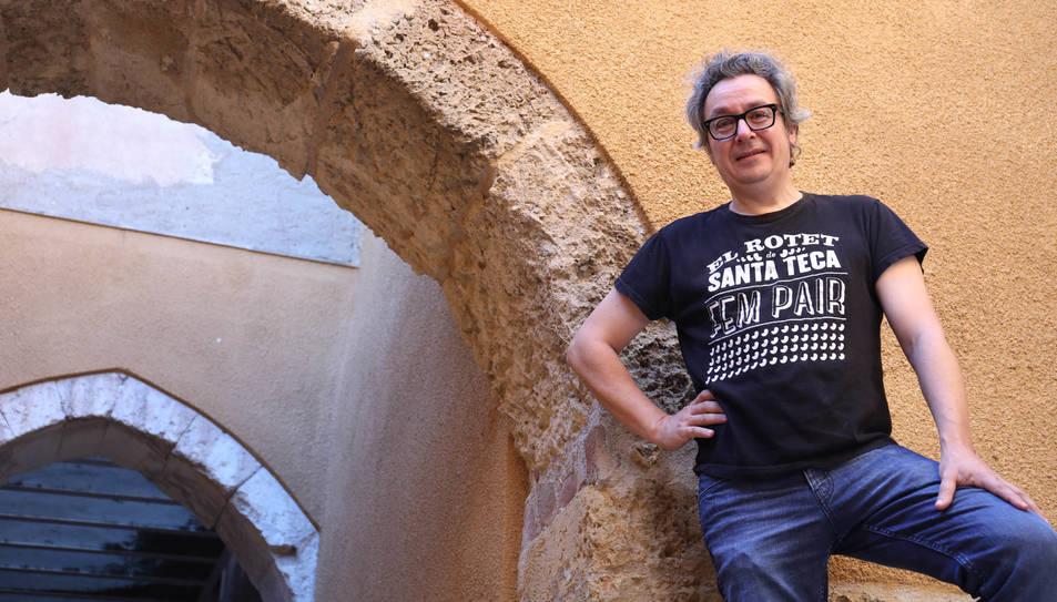 Berna Rios és un dels fundadors de l'associació, amb seu a la ciutat de Tarragona.