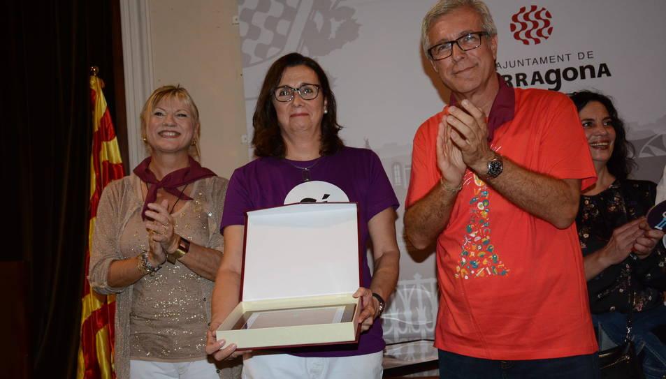 La Perpetuadora de Santa Tecla és, aquest 2017, Anna Gispert Magarolas.