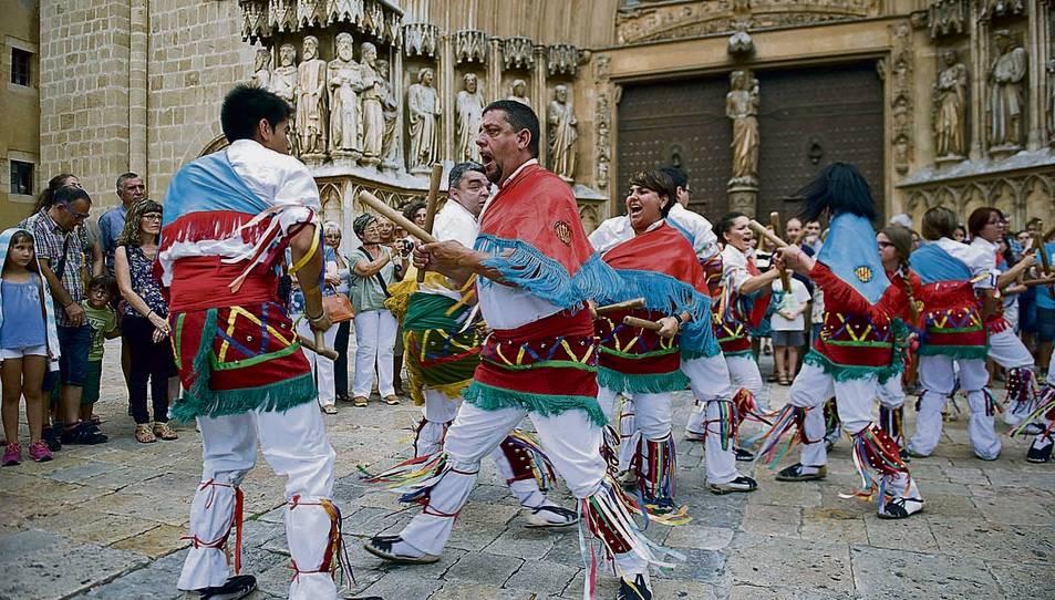 L'any vinent la colla commemorarà els 365 de ball de bastons documentats a la ciutat de Tarragona.