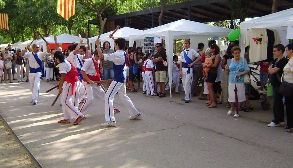 La Fira se celebra dissabte 16 de setembre al parc del Pescador.