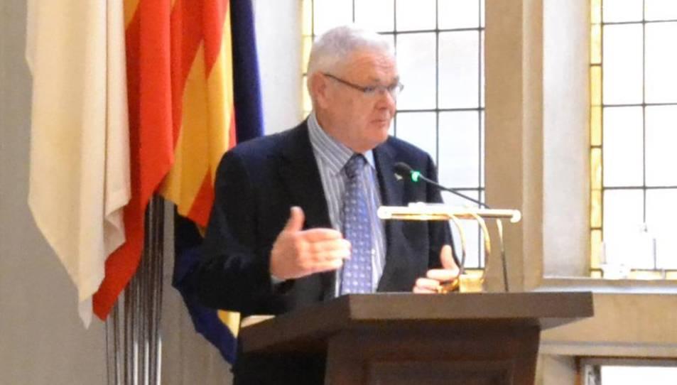Pere Pagès Serrano va néixer a Reus el 8 d'octubre de 1946.