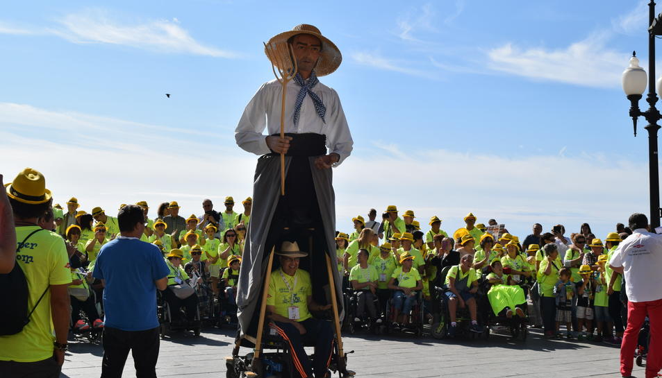 'Festa per a Tothom' en el Balcón del Mediterráneo