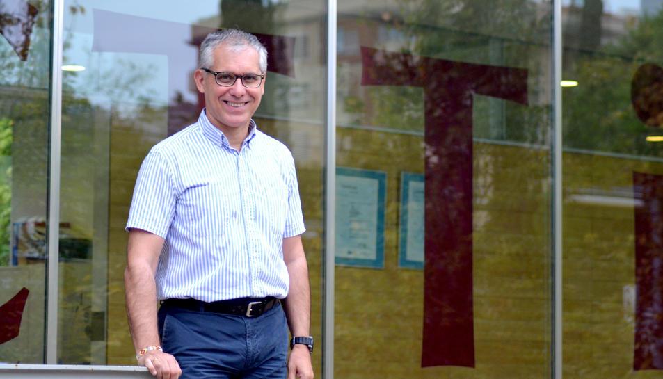 Joan Ramon Alabart Córdoba és director de l'MBA de la URV.