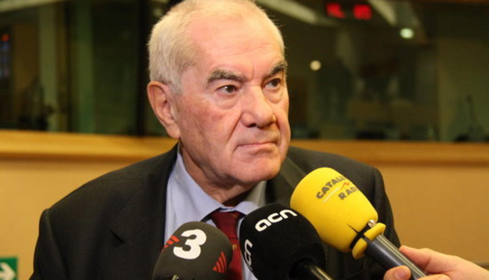 L'ex diputat del Parlament Europeu, Ernest Maragall, serà un dels ponents de la xerrada 'Un Sí raonat'.