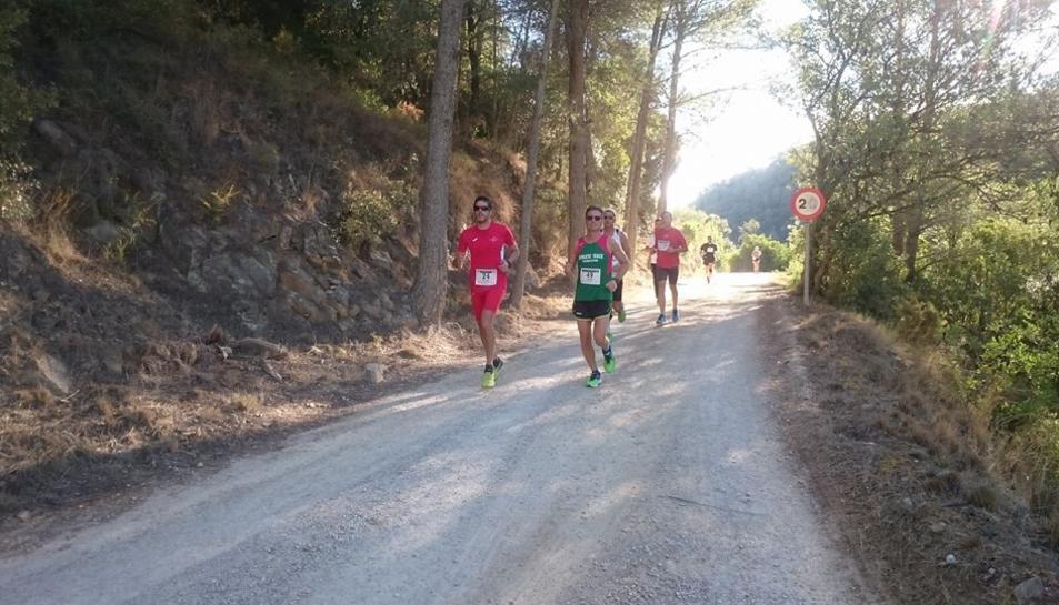 En la cursa hi van participar un total de 510 persones.