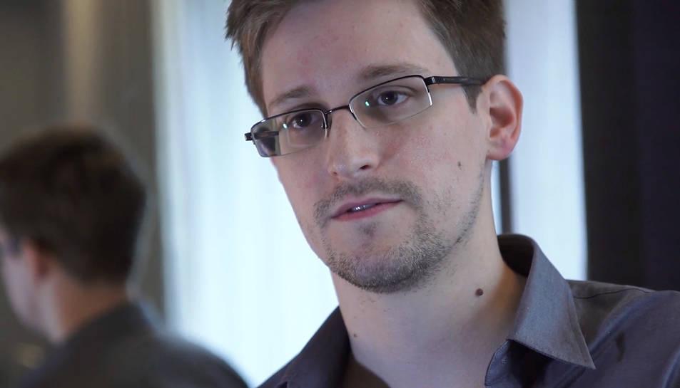 Snowden en una imatge d'arxiu.