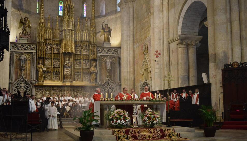 Homilía de Santa Tecla en la Catedral