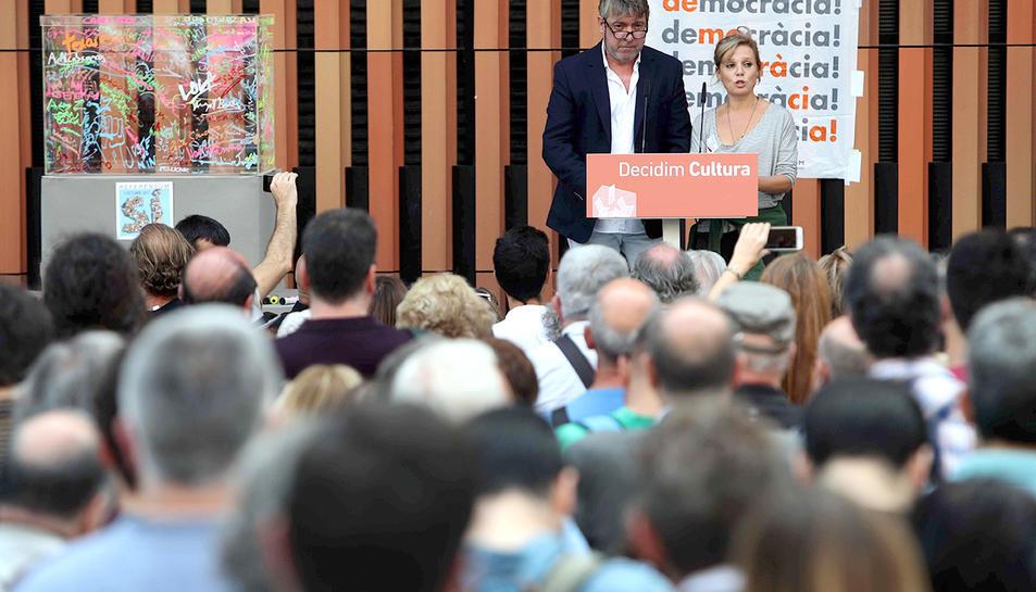 Els manifest s'ha donat a conéixer aquest dilluns a Barcelona.