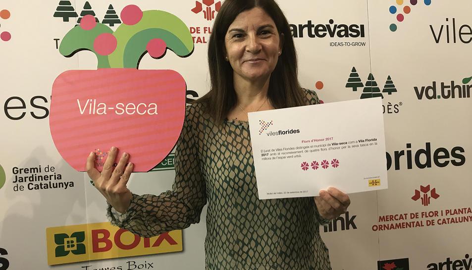 Vila-seca va obtenir el premi