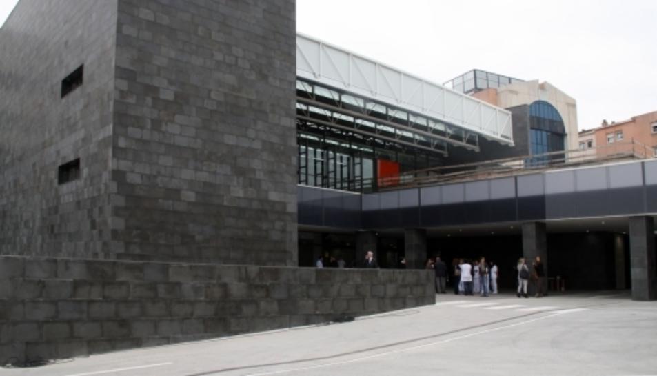 L'Hospital Sant Joan de Déu de Manresa.