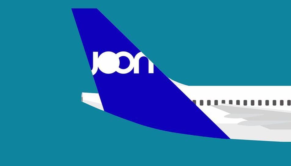 Air France va presentar recentment la imatge gràfica d ela seva 'low cost', Joom.