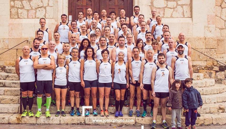 Els Fondistes tenen en comú la passió per córrer i la practiquen plegats.